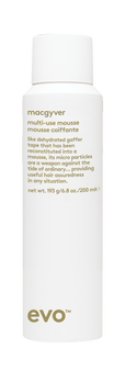 evo macgyver multi-use mousse 200ml: