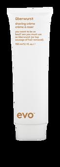 evo Uberwurst Shaving Crème 150ml - super oval tube