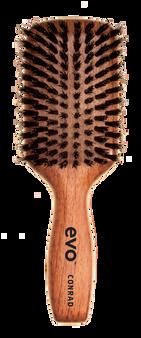 evo Conrad Natural Bristle Dressing Brush - improved ^