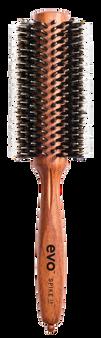 evo spike 28mm nylon pin bristle radial brush^