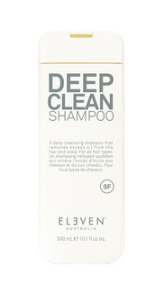 A cleansing shampoo that removes excess oil from the hair and scalp. For all hair types.