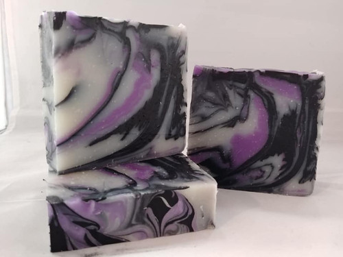 Soap Lavender and Activated Charcoal