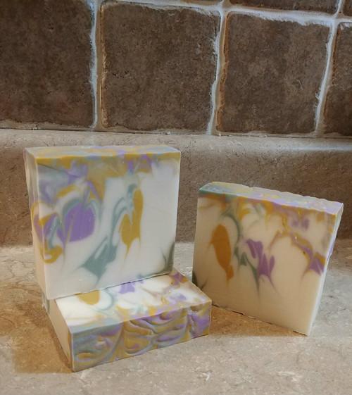 Soap Lavender Chamomile