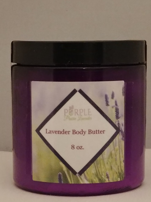 Body Butter  8 oz
