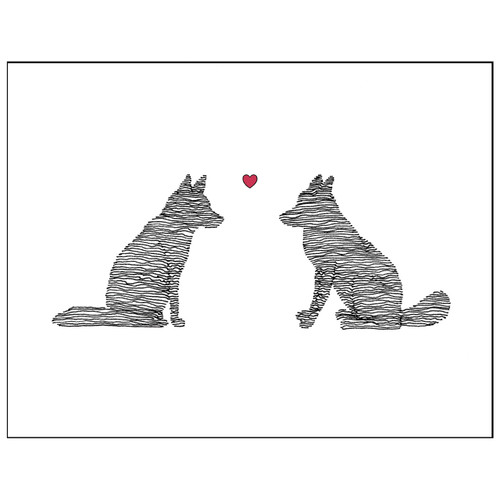 Foxes in Love