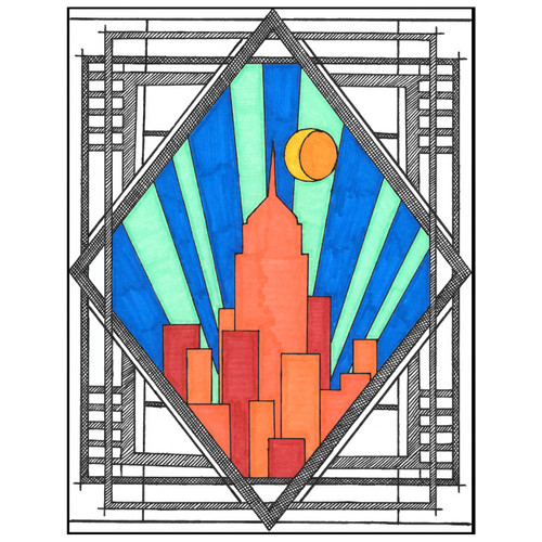 Art Deco City