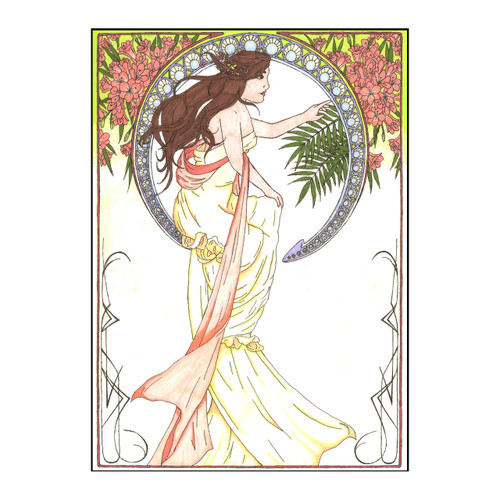 Original: Art Nouveau Design 1