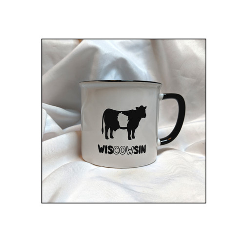 WisCOWsin Coffee Mug
