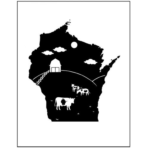 Wisconsin-Dairy Farming