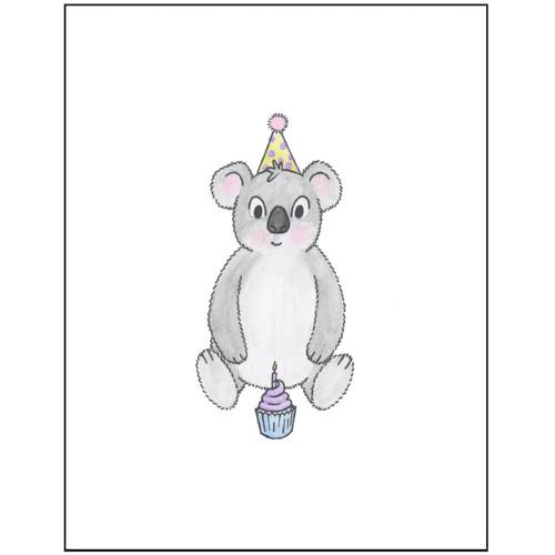 Cupcake Koala