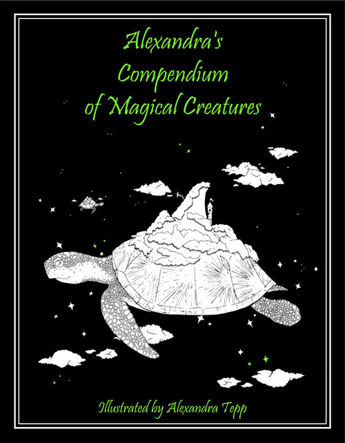 Alexandra's Compendium of Magical Creatures