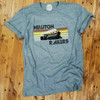 Retro Newton Railers - Youth Tee