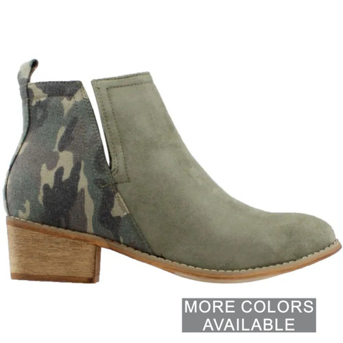 Corkys Shield Low Ankle Boot