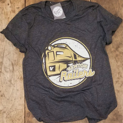 Newton Railers - Train Tee