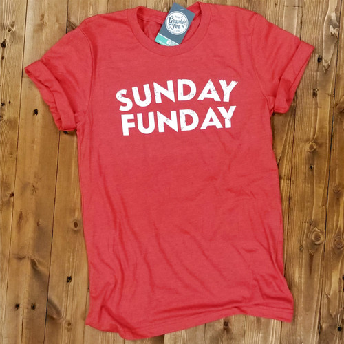 Sunday Funday - Unisex Tee