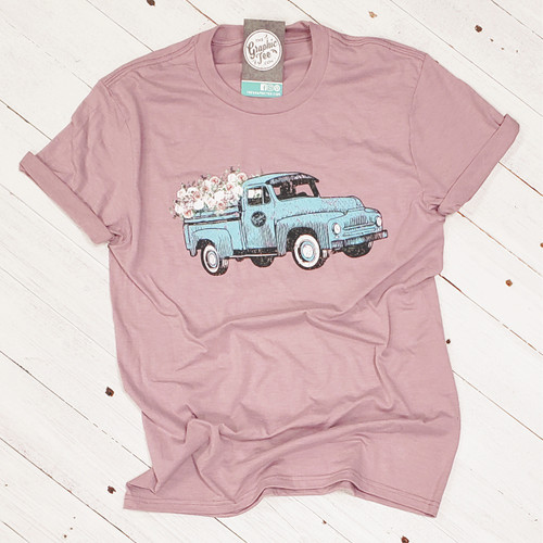 Spring Truck - Adult Tee