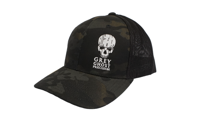 Black MultiCam GGP Logo Hat