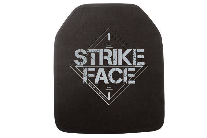 GGP Level IV Shooters Cut Armor Plate
