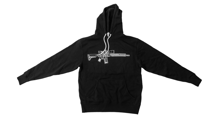 Rifle Pullover Hoodie