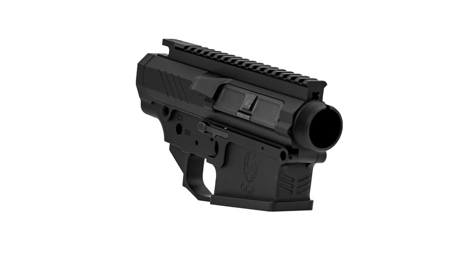 GGP AR MKII Billet AR-10 Receiver Set™