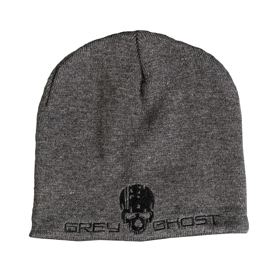 Grey Ghost Beanie