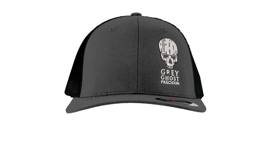 Grey Ghost Precision Snapback Hat