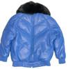 Blue V Bomber for kids