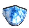 Blue Skies Tie Dye Face Cover