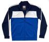 Royal Blue Tricot Track Jacket