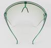 Green Anti Fog Bubble Face Shield