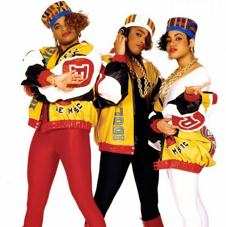 FASHION AND STYLE INFLUENCERS: A LOOK AT WOMEN'S HIP HOP FASHION THROUGH  THE DECADES - Hip Hop Closet