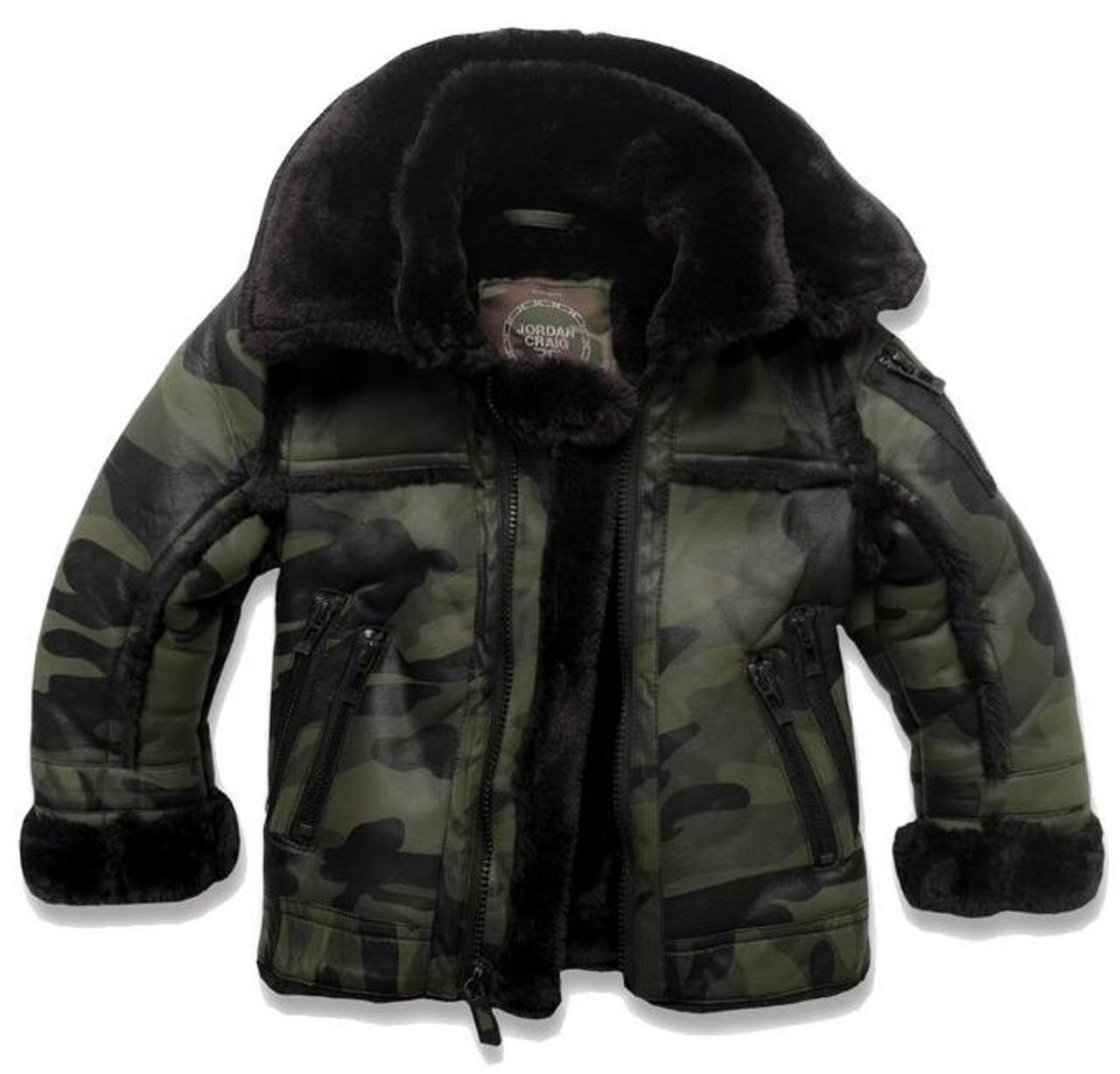 78a187726f Jordan Craig Kids Camo Jacket