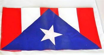 Puerto Rican Flag Bandana