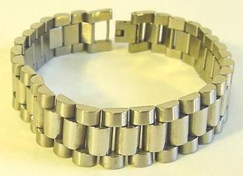 Stainless Steel Barrel Bracelet