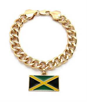 Gold Jamaica Bracelet