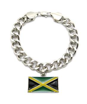 Silver Jamaica Bracelet