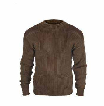 Army Muscle Crew Neck Top TOS style Sweater