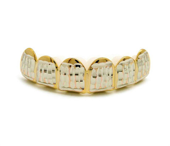 Diamond Cut 1 Grillz