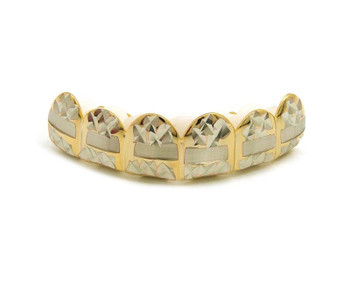 Diamond Cut 3 Grillz