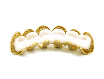 Gold Nugget Grillz
