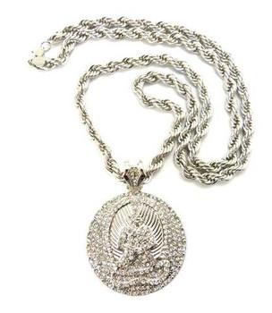 Icey Silver Euphanasia Chain