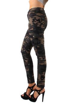 Go Moto Cargo Pants (Plus Size)