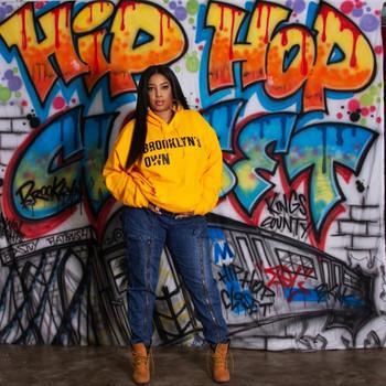Brooklyn's Own Hoodie