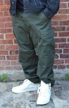 Rothco BDU Camo Fatigue Army Navy Cargo Pants