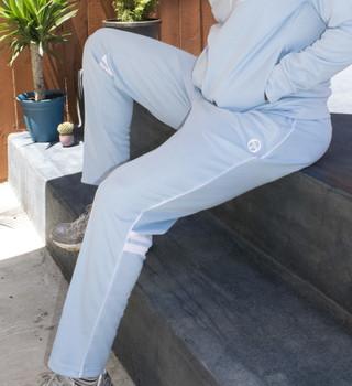 Sergio Tacchini Lt Blue Track Pants