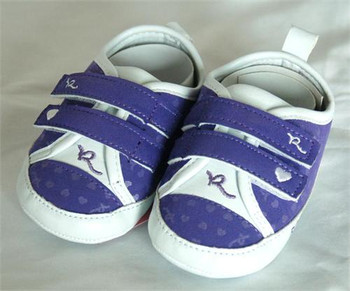 Rocawear Purple Baby Shoes