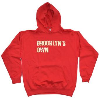 Brooklyn's Own Red Hoodie