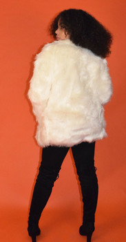 Civil Faux Fur Jacket