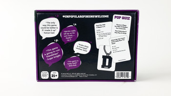 UNIVERSITY OF DOPE CARD GAME