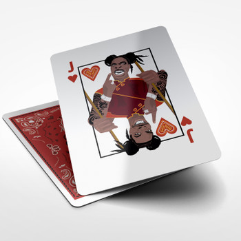 """The 1998 """"Ether""""  Deck Jay-Z Nas Edition"""